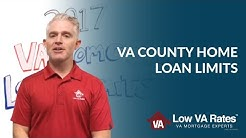 VA County Home Loan Limits