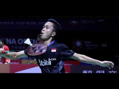 GAGAL Antony Sinisuka Ginting Kalah Di Perempat Final China Open 2018