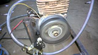 compresed air engine mechanical engineering project topics