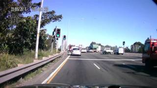 Homebush Bay Drive - Parramatta Road