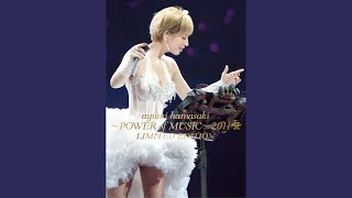 Cover images walking proud (ayumi hamasaki ~POWER of MUSIC~ 2011 A ver.)