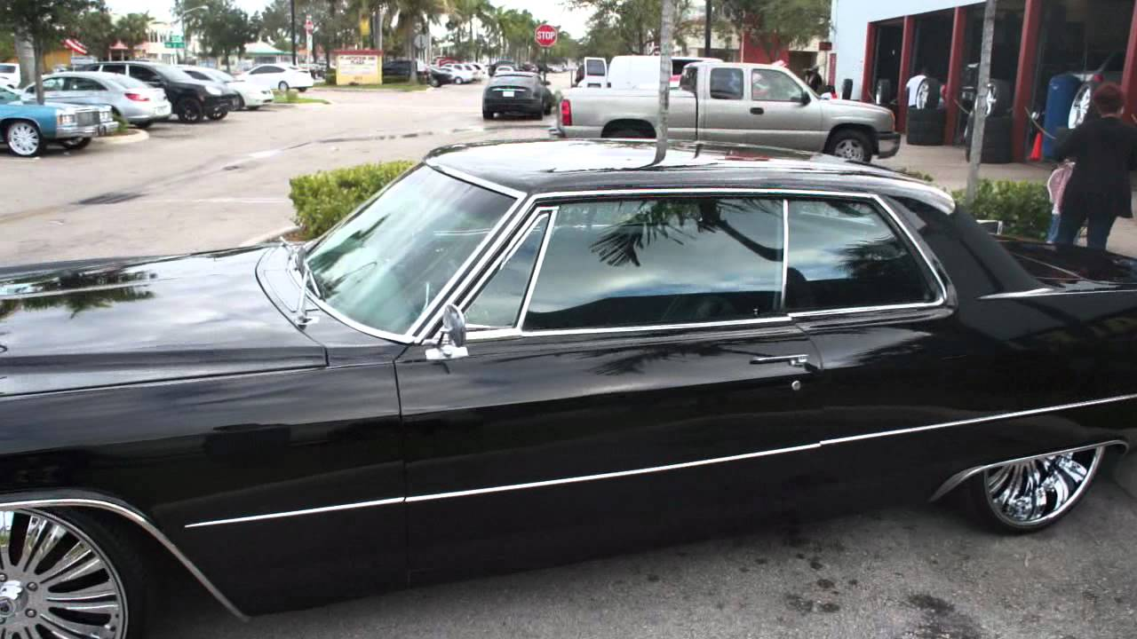 1966 Cadillac Coupe On 22 Asanti S Gangsta Edition Youtube