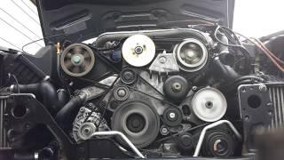 Ауді А4 2.5 тді ремінь двигуна ремонт