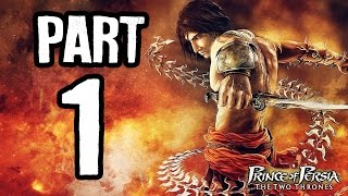 ► Prince of Persia: Two Thrones | #1 | Babylon! | CZ Lets Play / Gameplay [1080p] [PC]
