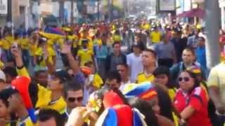 colombianos en antofagasta colombia vs costa de marfil