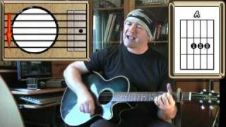 Why Does It Always Rain On Me - Travis - Guitar Lesson