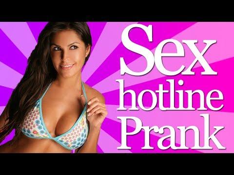 SEX HOTLINE PRANK CALL - SUCK MY GUMMI WORM?