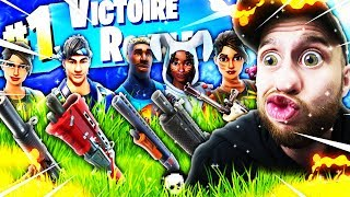 ON ESSAIE LE '' SKIN CHALLENGE '' AVEC LEBOUSEUH SUR FORTNITE BATTLE ROYALE !!!