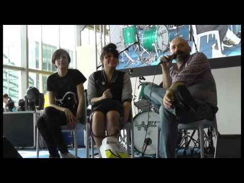 Conferenza Natasha Allegri | Cartoomics'14 | Adventure Time Italia