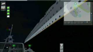 Ship Sim 08 = 2 Cruisers Meeting