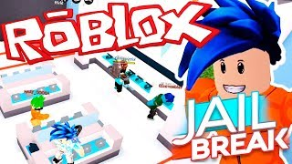 HACKER ULTRA SPEED DOES NOT TAKE ME IN JAILBREAK ROBLOX Gameplay English
