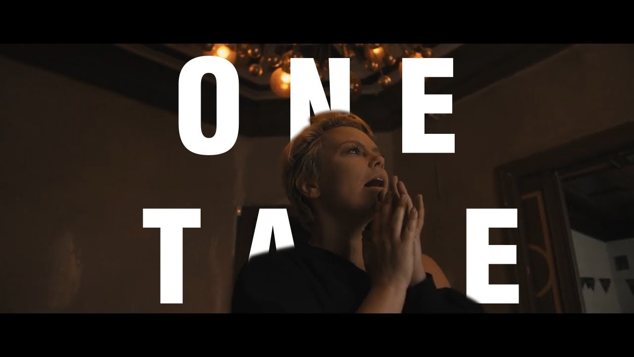 One take shot music video