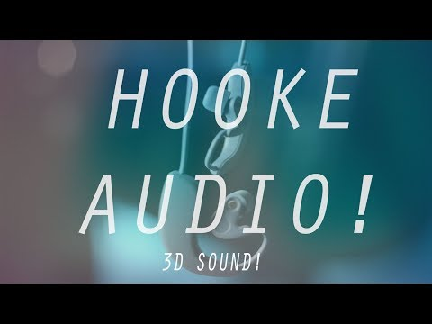 Hooke Audio: Hear and Record Sounds In 3D!