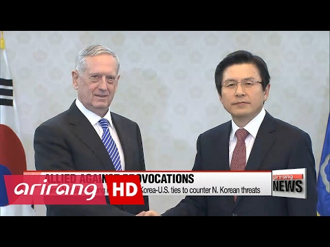 S. Korea's acting president warns possible N. Korean provocation