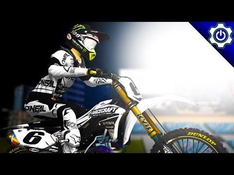 MX Simulator - 2018 MotoOption SX Round 6 - San Diego