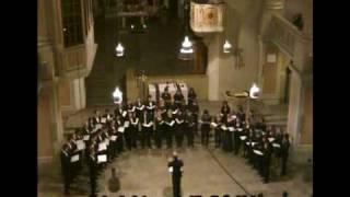 Kammerchor Coburg - Geborn ist uns ein Kindlein klein