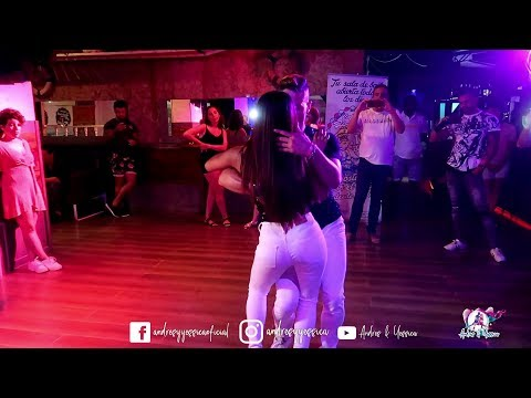 HECTOR ACOSTA - ES URGENTE / Bachata Andres & Yessica