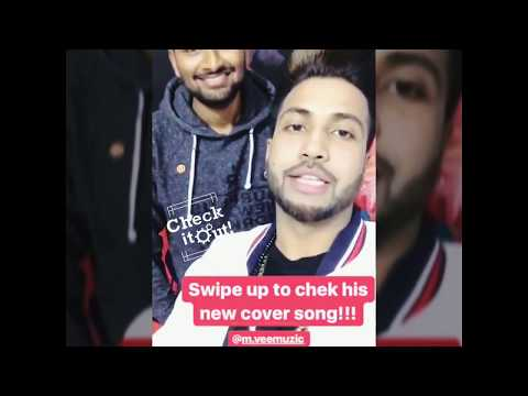 Sukhe supporting M.Vee