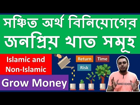 Most Popular Islamic and Non-Islamic Investment Options in Bangladesh | Personal Finance | Planning
