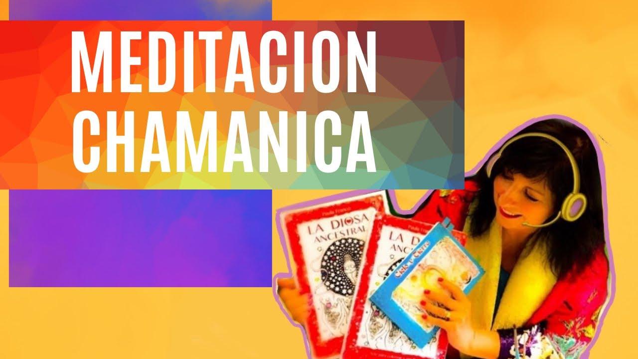"""Meditación Chamanica """" Iluminación """" Las emociones desde el nacimiento un viaje de autoconocimiento"""