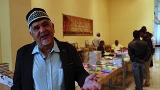 Bookstall Jalsa Maurice 2017