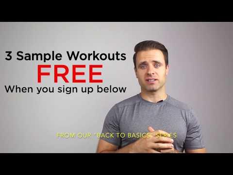6-Week Beginner's Workout Series