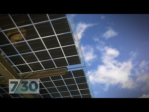 Rooftop solar power causing headaches for energy providers | 7.30