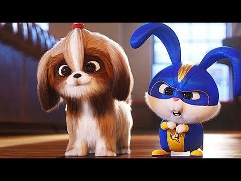 Тайная жизнь домашних животных 2 — Русский трейлер #5 2019