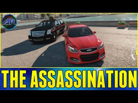 Forza Horizon 2 Online : THE ASSASSINATION!!!