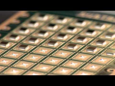 Besi Esec 2100 Автоматическая система установки кристаллов и полупроводниковых компонентов