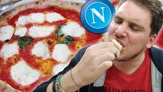 MIKE vs PIZZA NAPOLETANA w/ Illuminati Crew - FOOD LOCKER #4 SPECIALE NAPOLI