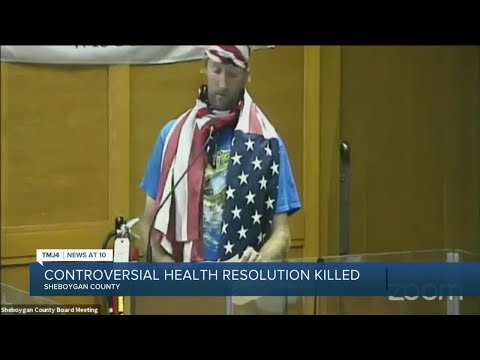 Sheboygan County Votes No On Expansion Of Health Officer's Emergency Powers