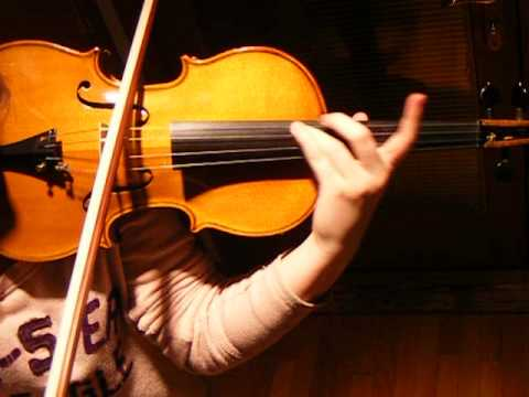 RACHMANINOFF's VOCALISE played on a Handmade American GUARNERIUS VIOLIN