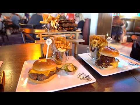 DINING REVIEW: Planet Hollywood At Disney Springs
