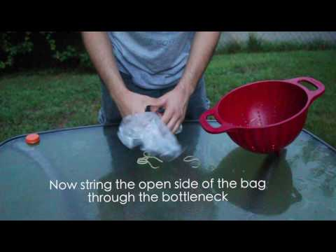 How To Make A Smell Proof Bag