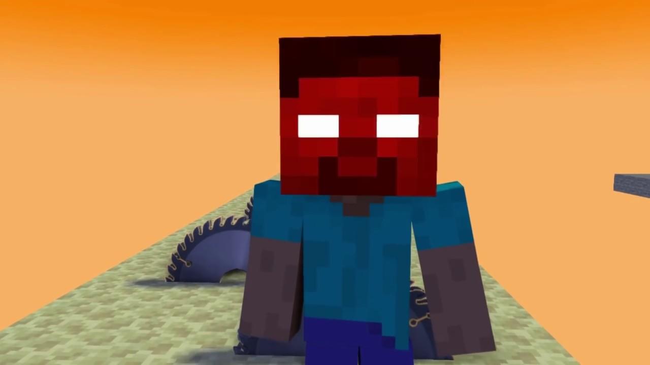 Download Monster School : EPIC HEROBRINE CHALLENGE - Minecraft Animation