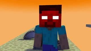 Monster School : EPIC HEROBRINE CHALLENGE - Minecraft Animation