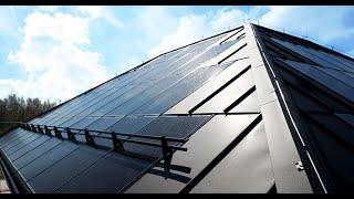 SunRoof: Pierwszy dach solarny 2w1 w Polsce