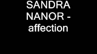 SANDRA NANOR   affection   Zouk 2005