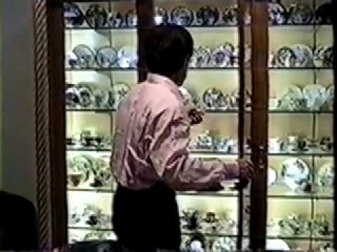 Jackie Chan Office Tour 1996 - Part 2 Travel Video