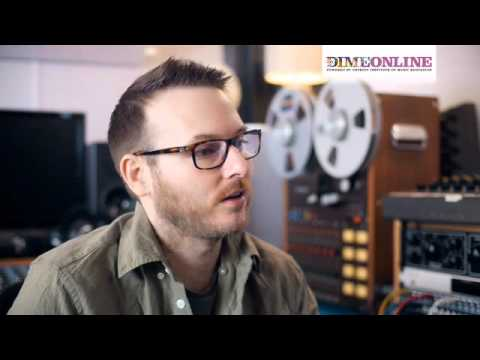 Olly Knights of Turin Brakes Masterclass - Part 1