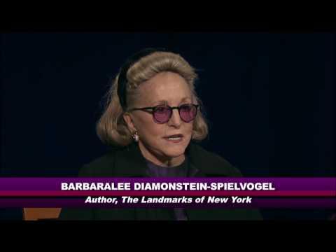 "Eldridge & Co.: Barbaralee Diamonstein-Spielvogel, author, ""The Landmarks of New York"""