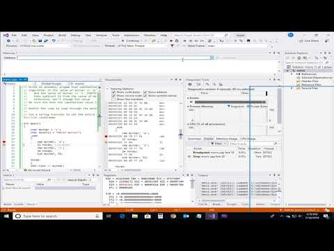 Inline Assembly In Visual Studio 2019: Working With C Strings And Capitalization