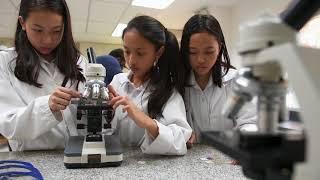 Ruamrudee International School | Bangkok | Values: Hands