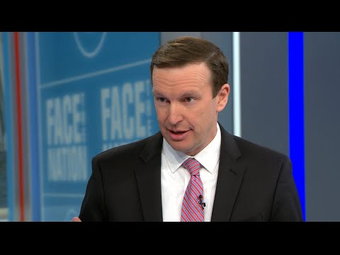 "Sen. Chris Murphy says government has ""no concept of the scope"" of coronavirus spread"