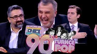 Serdar Ali Çelikler  90'lar Türk Pop'unu eleştiriyorlar - Mehmet Ayan, Erbatur Ergenekon