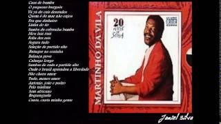 Martinho da Vila Completo -  20 anos de samba vol 01  - Jamiel Silva