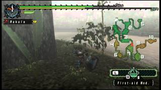 Monster Hunter Freedom: Village quest walkthrough Ep 23 - Ioprey Hunting