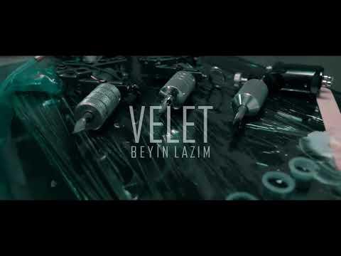 Velet - BEYIN LAZIM ( OFFICIAL VIDEO)