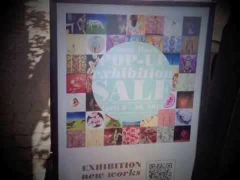Emma Hack POP-UP Gallery & Treasured Tiles Adelaide Launch & SALE!!!!